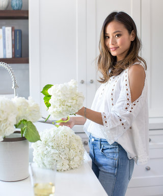 Peek Inside Jamie Chung's Charmingly Chic Kitchen and Shop the Look