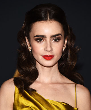 Every Volumizing Product You Need to Get Lily Collins's Red Carpet Hair