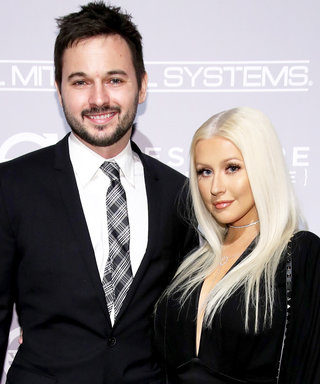 Christina Aguilera and Her Fiancé Pack on the PDA During Rare Night Out