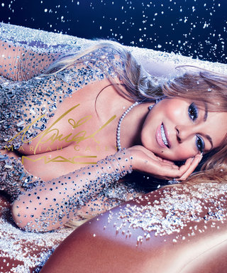 Mariah Carey's Super-Sparkly MAC Collection Has Got Us Feelin' Emotions