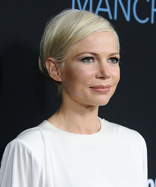 Michelle Williams's Sliver of Skin Is the Sexiest Thing We've Seen All Day