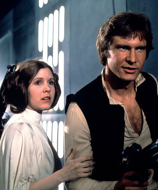 """Carrie Fisher Had an """"Intense"""" Real-Life Romance with Harrison Ford"""