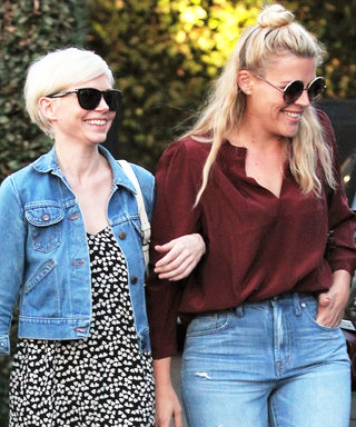 10 Times Michelle Williams and Busy Philipps Were BFF Goals