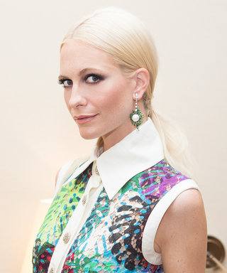 This Is How Poppy Delevingne Got Ready for the MoMa Film Benefit