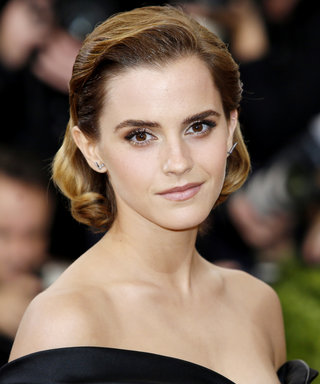Emma Watson's New Hair Color Is the Perfect Fall Shade