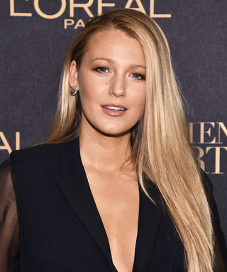 Blake Lively Slays Her First Red Carpet Appearance Since Welcoming New Baby