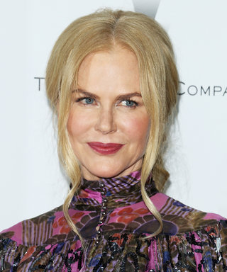 Nicole Kidman Just Made Asymmetric Sleeves a Thing in Rodarte