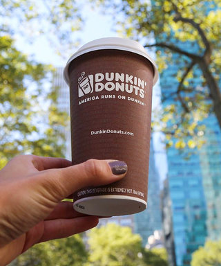Women Are Using Dunkin' Donuts Coffee to Do What?