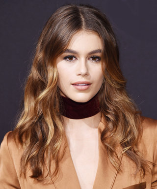 Stop What You're Doing and Admire Kaia Gerber's Marc Jacobs Beauty Campaign