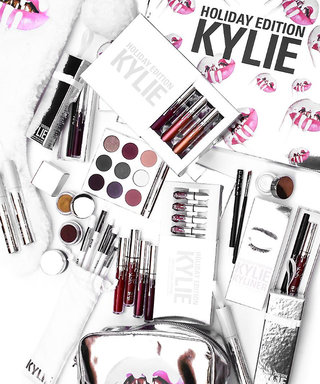 Kylie Jenner's Holiday Makeup Collection Is the Only Gift You'll Want this Year