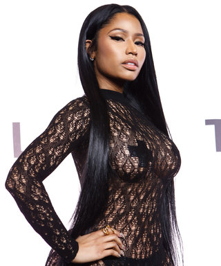 Nicki Minaj Just Signed with a Major Modeling Agency