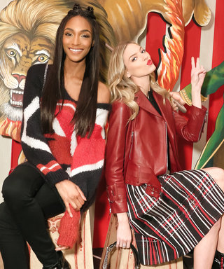 Martha Hunt Watched Football After Partying with Jourdan Dunn