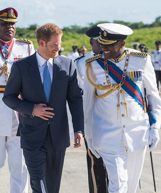 Must-See Photos from Prince Harry's Royal Visit to the Caribbean