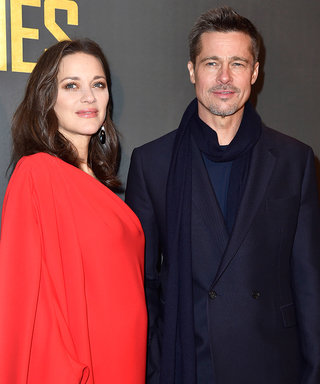 Brad Pitt and Marion Cotillard Turn the Allied Premiere into Colorblock Heaven