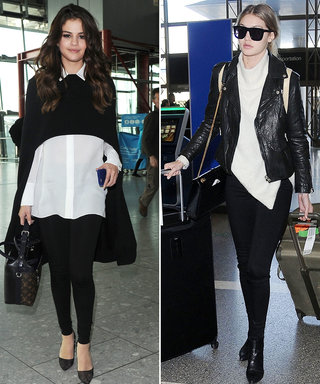Where to Buy The Exact Outfits Celebrities Wear to the Airport