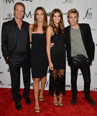 Of Course Cindy Crawford's Family Looks Gorgeous Touring the Amazon