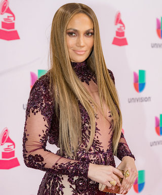 Jennifer Lopez Bares Her Toned Arms in a Sultry White Jumpsuit