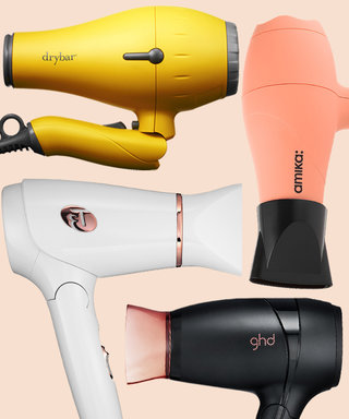 7 Tiny Hair Dryers Small Enough to Fit in Your Handbag
