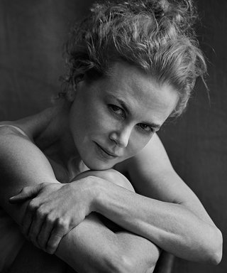 "Nicole Kidman Is ""More Nude Than Naked"" in Pirelli's 2017 Calendar"