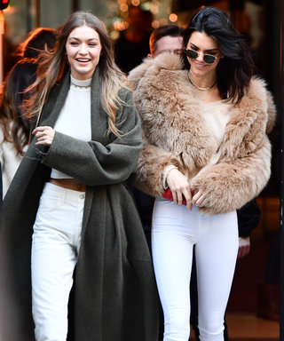 All the Victoria's Secret Models and Performers Out and About in Paris