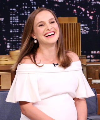 """Pregnant Natalie Portman: """"Everyone Thinks I'm About to Pop!"""""""
