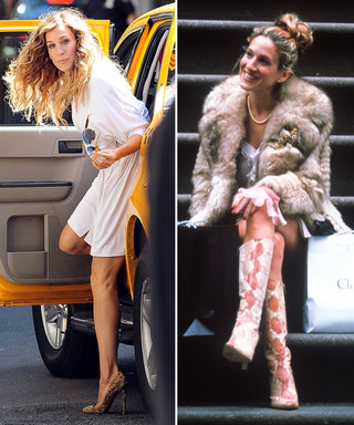 10 Times We Wanted to Steal Sarah Jessica Parker's Shoes