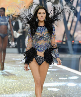 Bella Hadid Is Returning to the VS Runway and Her Response Is So Cute