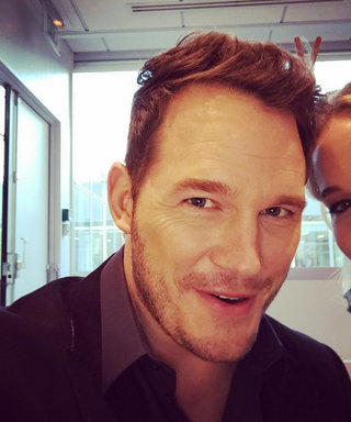 We Can't Get Enough of Chris Pratt's Awful Selfies with J.Law
