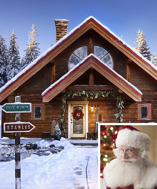 Ho Ho Ho! Inside Santa Claus's Cozy North Pole Abode