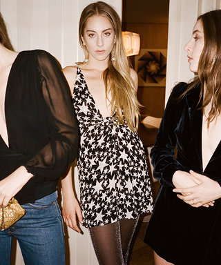 Reformation Taps the Haim Sisters for a Special New Year's Eve Collection