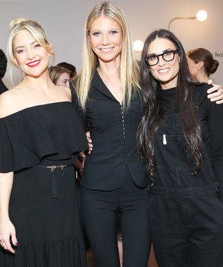Gwyneth Paltrow and Her Famous BFFs Celebrate Goop Gift Opening in L.A.