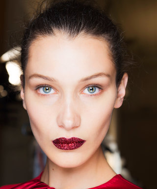 Holiday Party Makeup Cheat Sheet: What to Wear with Glittering Lips