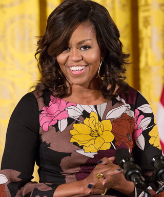 Michelle Obama Just Got the Hottest Haircut of the Season