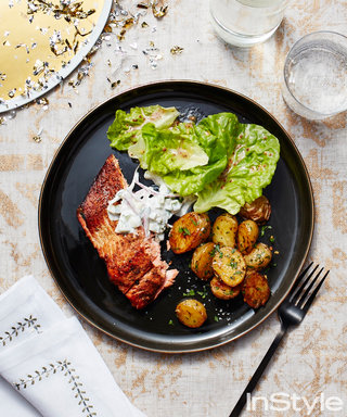 Ring in 2017 with a Healthy Salmon Dish from The New Potato