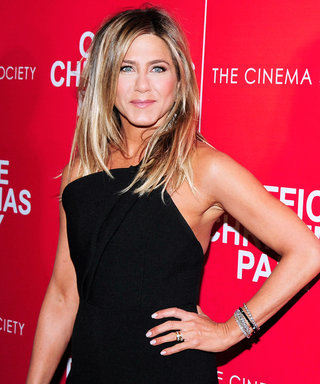 Jennifer Aniston Just Pulled Off the Most #GirlBoss Jumpsuit