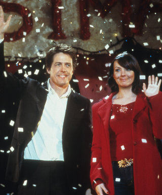 "Hugh Grant Shakes His Booty to ""Hotline Bling"" in the Love Actually Mini Sequel"