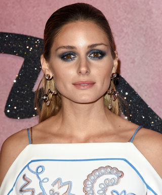 Olivia Palermo's Smoky Eye Is the Cure for Your Winter Blues