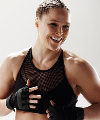 MMA Fighter Ronda Rousey Is Pantene's Newest Brand Ambassador