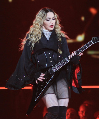Brace Yourself for This Peek at Madonna's Rebel Heart Tour Special