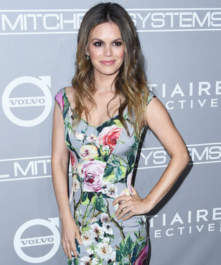 "Rachel Bilson on Her Post-Baby Style: ""I'm a Fan of the Sweatpant"""
