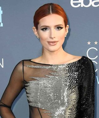 Bella Thorne Wins Sexiest Dress Award at the Critics' Choice Awards