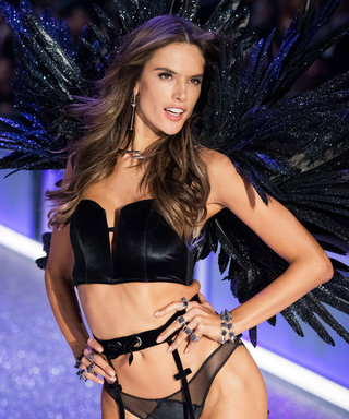 Alessandra Ambrosio Gets Bangs, Convinces You to Finally Call Your Salon