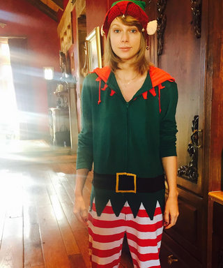 13 Celebrities Who Go Absolutely Bananas for Christmas