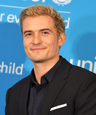 Orlando Bloom Gushing Over Katy Perry? All the Heart Eyes  Orlando Bloom