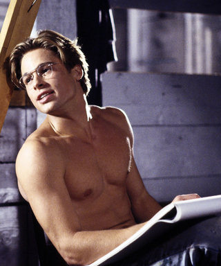 It's Brad Pitt's Birthday! Celebrate with His Steamiest Onscreen Moments