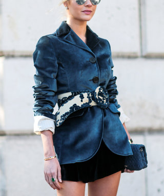 10 Ways to Belt Your Look Like a Street Style Star