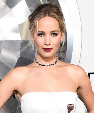 Jennifer Lawrence Is Giving Off Edgy Cinderella Vibes in Dior