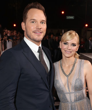 Anna Faris's Ring Upgrade Just Blinded Us—See the Ice!