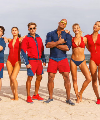 "Baywatch Stars Brave the Cold to Assure Us ""Summer Is Coming"""