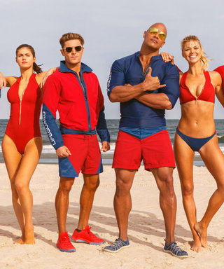 Channel Your Inner Lifeguard in These Baywatch-Inspired Swimsuits